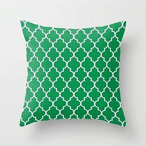 Capa de almofada Marrakesh Verde
