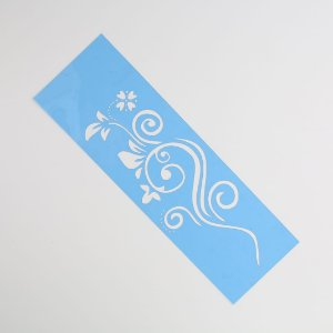 Stencil - Arabesco Simples