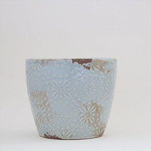 Cachepot em cerâmica