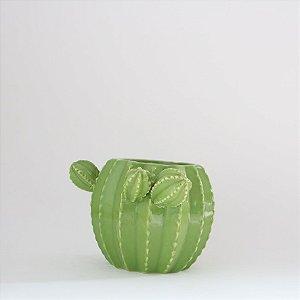 Vaso de Cerâmica - Cactos