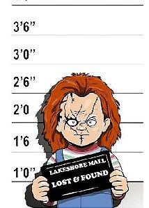 Camiseta Chuck Usual Suspect
