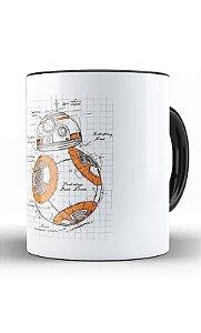 Caneca Star Wars BB-8