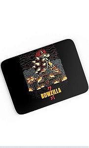 Mouse Pad Bowzilla - Nerd e Geek - Presentes Criativos
