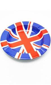 Cinzeiro de Metal Reino Unido