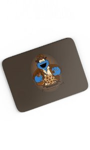 Mouse Pad Cookies - Nerd e Geek - Presentes Criativos