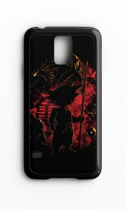 Capa para Celular Dragon Ball Galaxy S4/S5 Iphone S4 - Nerd e Geek - Presentes Criativos