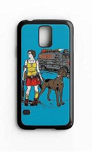 Capa para Celular Resident Galaxy S4/S5 Iphone S4 - Nerd e Geek - Presentes Criativos