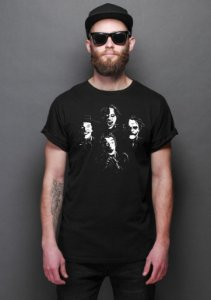 Camiseta Joker Faces