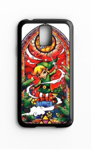 Capa para Celular Zelda Magic Galaxy S4/S5 Iphone S4 - Nerd e Geek - Presentes Criativos