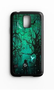 Capa para Celular The Legend Of Zelda Florest Galaxy S4/S5 Iphone S4 - Nerd e Geek - Presentes Criativos