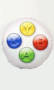 Almofada Gamer Joystick ABYX Presentes Criativos