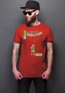 Camiseta Masculina  Doug - Nerd e Geek - Presentes Criativos