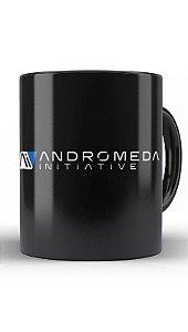 Caneca Andromeda Mass Effect