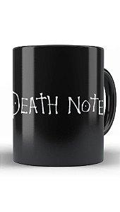 Caneca Anime Death Note