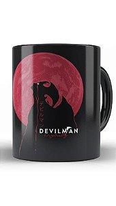 Caneca Anime Devilman Crybaby Moon