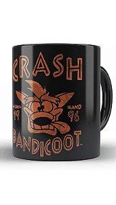 Caneca Crash Bandicoot