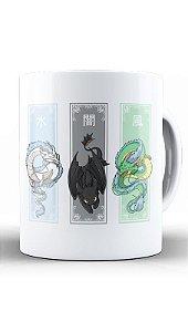 Caneca Dragons
