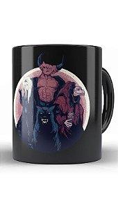 Caneca Hellboy