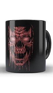 Caneca Skull Blood