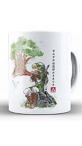 Caneca The Legend of Zelda