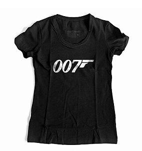 Camiseta Feminina 007