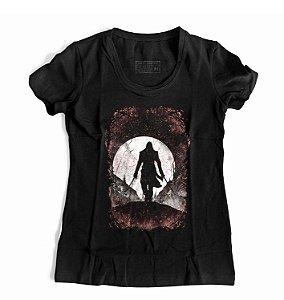 Camiseta Feminina Assassinsn Creed