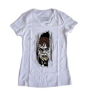Camiseta Feminina Exorcista