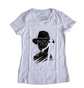 Camiseta Feminina Freddy Krueger