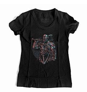 Camiseta Feminina God of War
