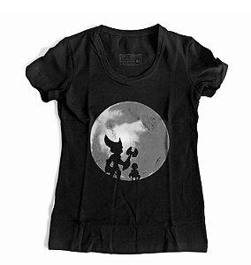 Camiseta Feminina Ratchet and Clank