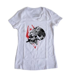 Camiseta Feminina The Elder Scrolls V Skyrim