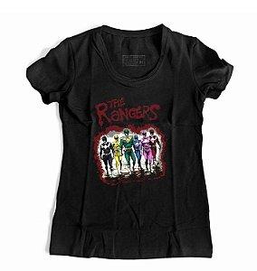 Camiseta Feminina The Rangers