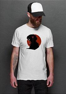 Camiseta Masculina Anime Cowboy Bebop Space Smoke