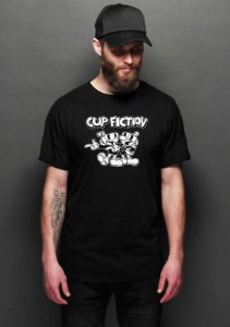 Camiseta Masculina  CUPHEAD E MUMGMAN