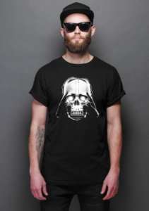 Camiseta Masculina Darth Skull