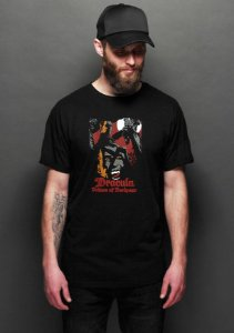 Camiseta Masculina Drácula