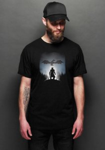 Camiseta Masculina Elder Scroll