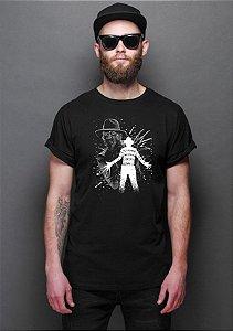 Camiseta Masculina Freddy Krueger