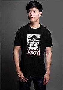 Camiseta Masculina Hellboy