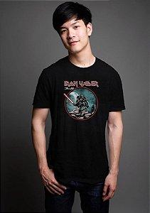 Camiseta Masculina Iron Vader