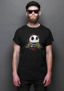 Camiseta Masculina Jack, Skelligton