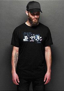 Camiseta Masculina Jogo Sonic