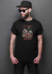 Camiseta Masculina Mário Select Controles