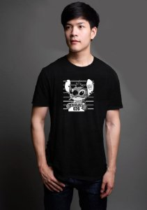Camiseta Masculina Prision