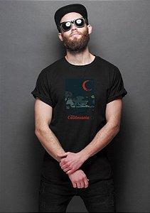 Camiseta Masculina PS Castlevania