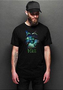 Camiseta Masculina Revenge of the  Mask
