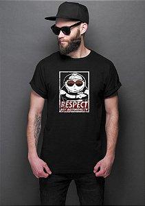 Camiseta Masculina South Park Authority