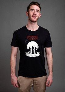 Camiseta Masculina Stranger Things