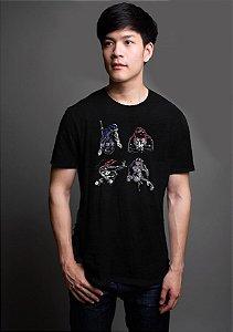 Camiseta Masculina Tartarugas Ninjas
