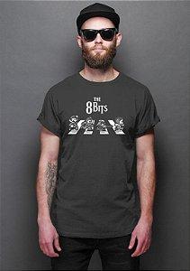 Camiseta Masculina The 8 Bits
